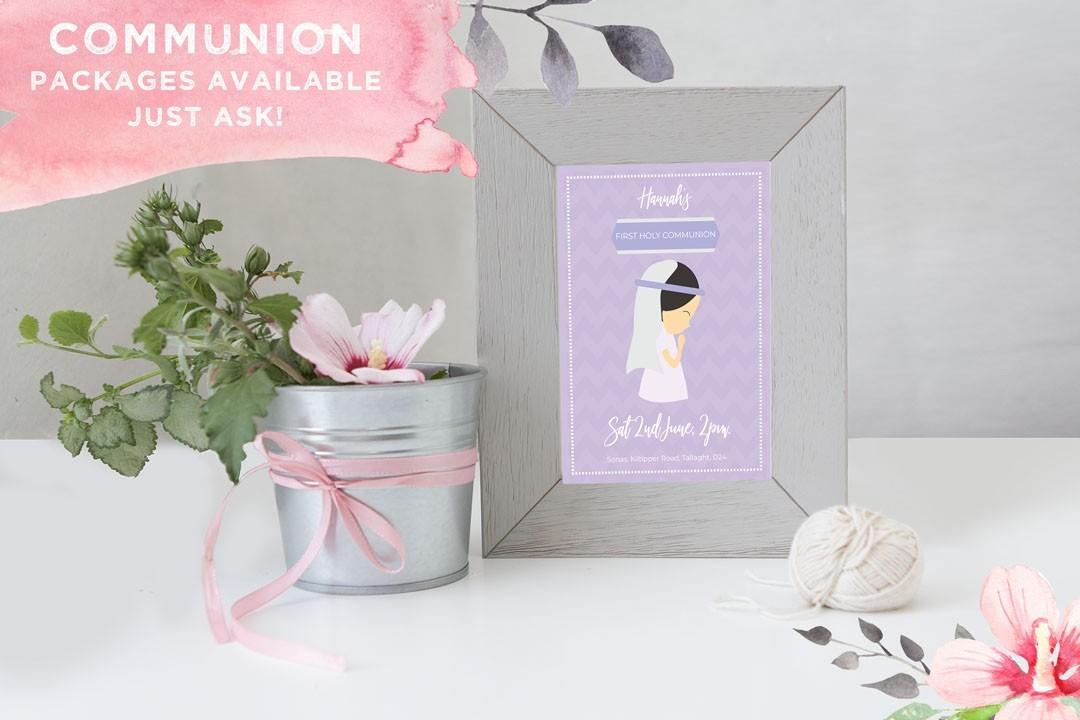 Communion & Confirmation